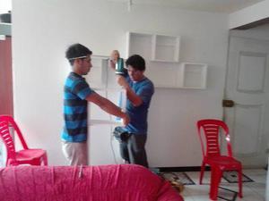 Construccion drywall carpinteria pinturaenchapado demolicion