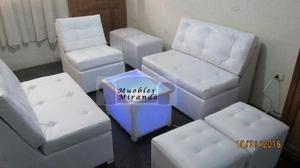Muebles lounge,modulares,sofa,sillones sala,puffs,juego de