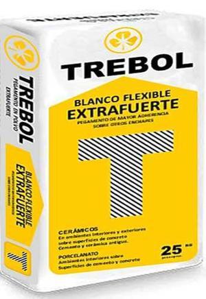 Pegamento Porcelanato Blanco Flexible S/15.00 Por Mayor