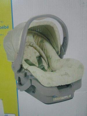 Silla de auto con reclinaciones portabebe safety bebe
