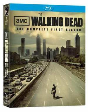 The walking dead: temporada 1 blu-ray original nuevo sellado