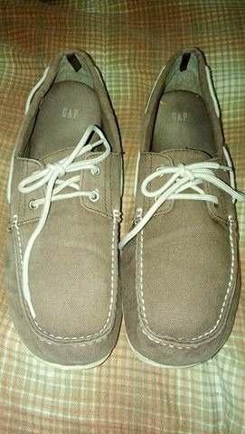 Calzado zapato zapatillas mocasines gap hombre buen precio