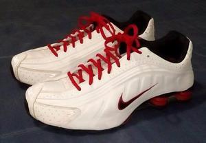 Finas zapatillas nike shox 100% cuero t. 44 impo exc cond cond exc 9 en Lima 71a49d