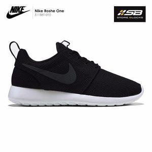 a153e9d1695076 Nike roshe one - hombre - negro - 100% original en caja