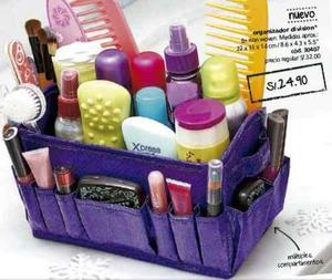 675bebf8bc54 Organizador cosmeticos accesorios division cyzone oferta!