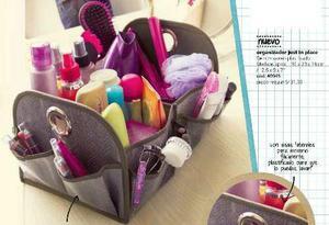 9986d1bc4e10 Organizador cosmeticos accesorios just in cyzone oferta!
