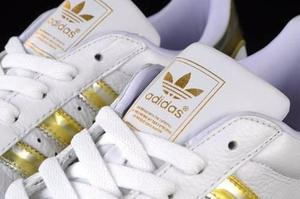 Stock, adidas superstar doradas 100% originales delivery,