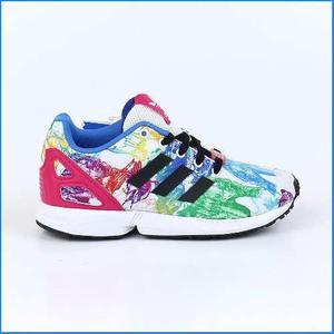 adidas zx flux - zapatillas para bebés