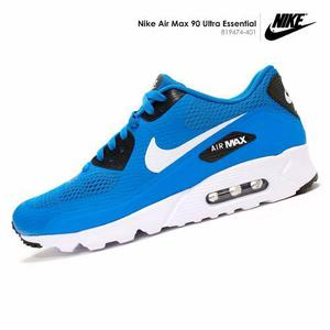 info for b25b2 bcace Zapatillas Nike Air Max 90 Ultra Essential - Hombre - 2016