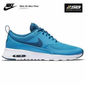 wholesale dealer 2a319 a72d8 Zapatillas Nike Air Max Thea - Mujer - Urbanas - Turquesa