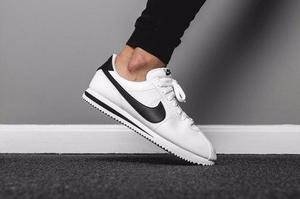 check out 82ec2 1ae10 Zapatillas Nike Cortez Basic Leather 2016 Hombre Original