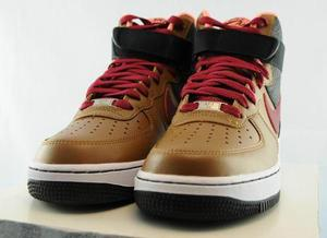 new product b923e af39c Zapatillas nike modelo nike air force one talla 9us 27ctm