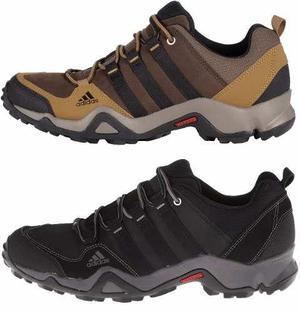 zapatillas cuero adidas hombre