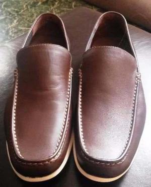 Zapatos caballero bruno ferrini 100% cuero talla 44