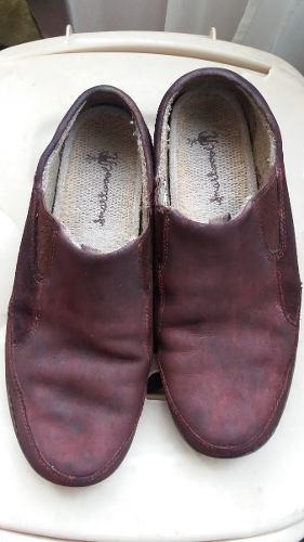 95c7264e Zapatos hombre cuero agamuzado timberland marrones