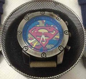 Batman vs superman wonder woman reloj trinidad dc comics