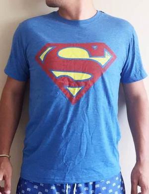 Polos marvel comics originales superman hulk ironman nuevos 94ba77be06098