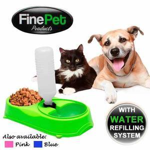 Comida perros anuncios junio clasf for Dispensador de comida para perros