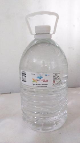 Oferta Unica Bidon De 5 Litros De Agua Ozonizada 2 X 1000 En Lima