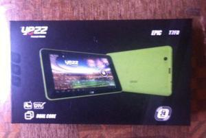 Tablet dual core dtv 1.5 ghz doble cámara 3.2 mpx nueva caj