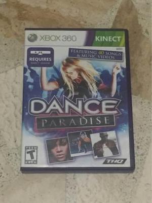 Xbox Juego De Baile Casi Nuevo No Tiene Casi Ningun Uso En Lima