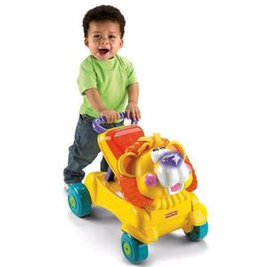 Andador caminador carro leon musical y luces para bebe