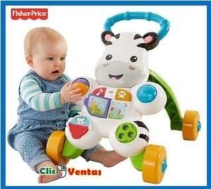 Caminador andador para bebe de aprendizaje fisher price