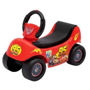 024f64285 Disney coche cars 2en1 correpasillos c/ sonidos bugui oferta