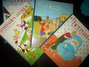 Enciclopedia irromplible- los contrarios,colores lote