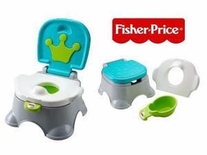 Fisher price - bacín de entrenamiento royal musical
