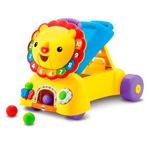 Fisher price león andadera caminador musical 3 en 1