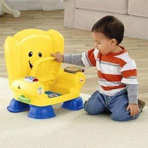 Fisher price silla de aprendizaje rie y aprende para bebe