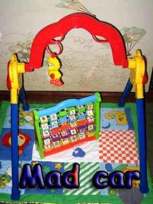Mc mad car pack juguetes bebes niños plaza sesamo oferta