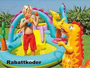 Piscina tobogan inflable niños centro de juegos jardin