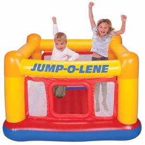 Saltarin casita inflable para niños diversion juegos