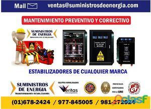 SERVICIO DE MANTENIMIENTO CORRECTIVO