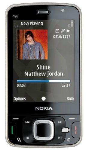 Nokia n96 original finlandes libre d fabric wifi gps pedido