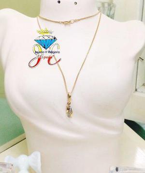3ffcb0547dc5 Cadena de oro fino 18k lomo corvina sindije mujer 5.5g mod 6
