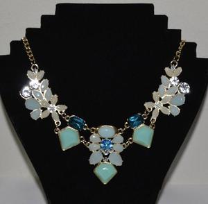 0ee3f75cf6e3 Maxi collar fantasía fina accesorio regalo mujer novia en Lima ...