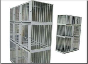 Muebles veterinarios canil jaula para 6 animales