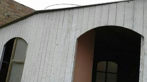 Vendo casa prefabricada