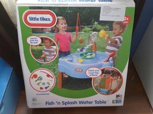 Little tikes mesa de juego pesca