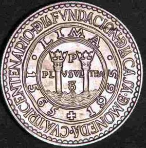 Peru moneda casa de moneda conmemorativa de plata 20 soles