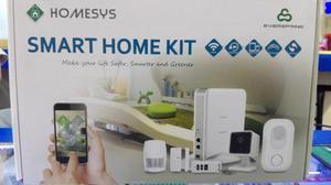 Sistema inalámbrico de seguridad y casa inteligente