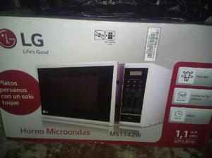 Solo x hoy horno microondas lg