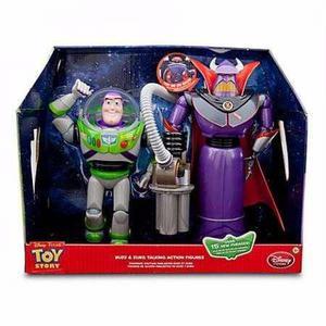 1fc55f8ab736e Buzz lightyear y zurg con sonido toy story disney store