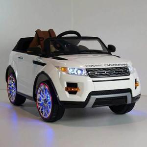 Carro A Bateria Para Ninos Juguetes Land Rover Control En Lima
