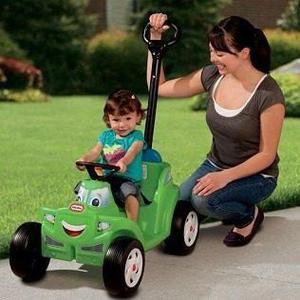 Carro little tikes cozy roadster oferta carro parque