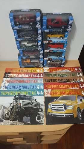 Coleccion completa de carros de el comercio con afiches comp