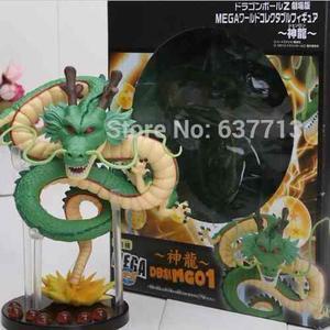 Dragon ball z shenlong figura alta calidad y detalle en caja